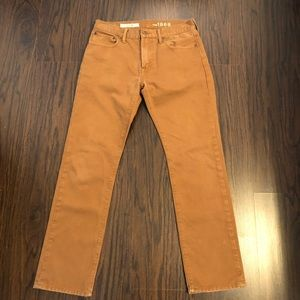 Gap 1969 pants slim denim corduroy size 30 x30